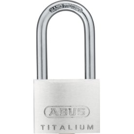 ABUS hængelås 64TI/40 mm, HB63 - 3 stk enslukkende