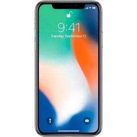 Brugt Apple iPhone X, 64 GB, Silver, Grade B