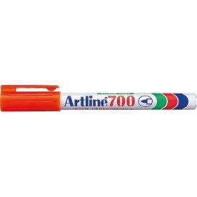 Artline 700 Permanent Marker, orange