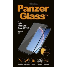 PanzerGlass Apple iPhone X/Xs, Case Friendly, sort