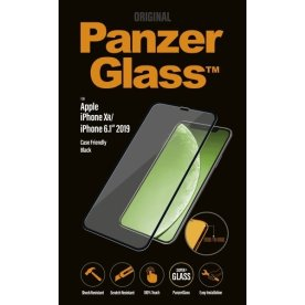 PanzerGlass iPhone XR, Case Friendly, sort