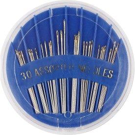 Synåle, nr. 3-7, 35-45 mm, 30 stk