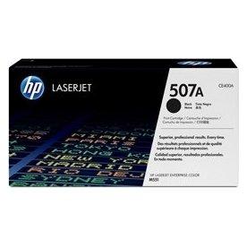HP 507A/CE400A lasertoner, sort, 5500s