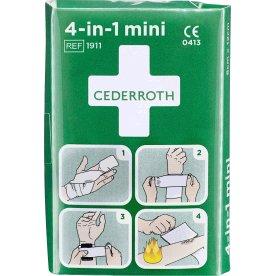 Cederroth 4-i-1 Blodstopper, mini, 5 stk.