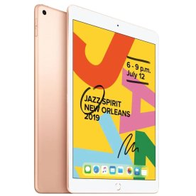 "Apple iPad 2019 10.2"" Wi-Fi+4G, 32GB, gold"