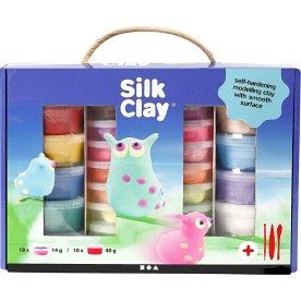 Silk Clay Modellervoks Gaveæske