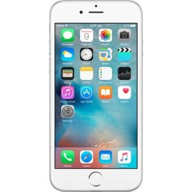 Brugt Apple iPhone 6, 16GB, silver (B)
