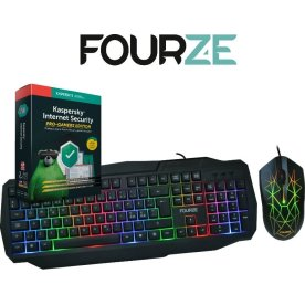 Fourze Gaming Bundle alt-i-én pakke