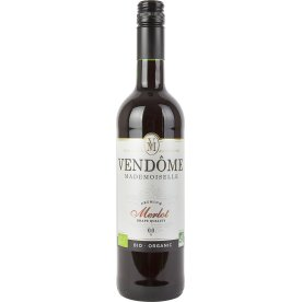 Altervin - Vendome, Merlot 0% alc., rødvin