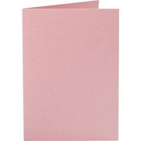 Happy Moments Brevkort, 10 stk, lyserød