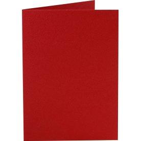 Happy Moments Brevkort, 10 stk, rød