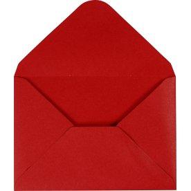 Happy Moment Kuvert, 10 stk, rød