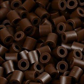 Photo Pearls Rørperler, 1100 stk, mørk brun (2)
