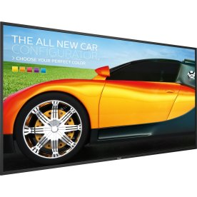 "Philips 75"" Q-line Ultra HD skærm"