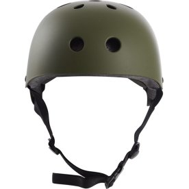 Cykelhjelm skater m army