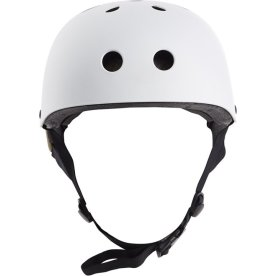 Cykelhjelm skater m hvid