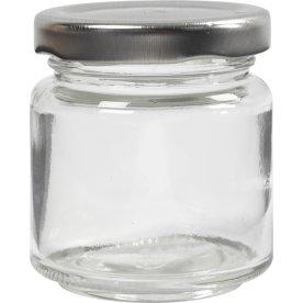 Sylteglas, 100 ml, 12 stk