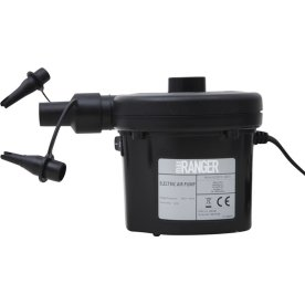 Max Ranger elektrisk luftpumpe, 230v