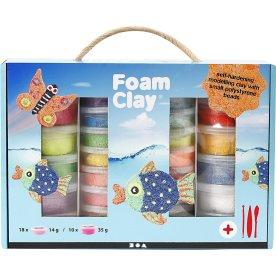 Foam Clay Modellervoks Gæveæske