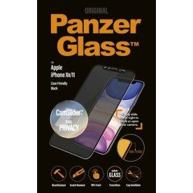 PanzerGlass CamSlider til iPhone XR/11, sort