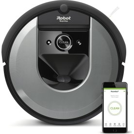 iRobot Roomba i7550+, robotstøvsuger
