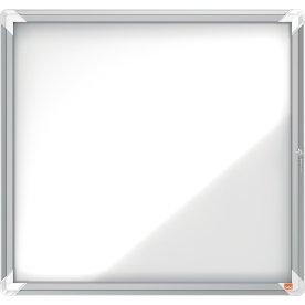 Nobo opslagsskab til 6 A4 ark (69x75) udendørs