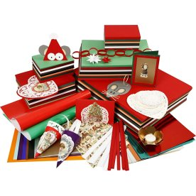 Stor Juleklippepakke