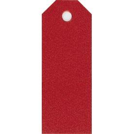 Happy Moments Manillamærker 3x8 cm, 20 stk, rød