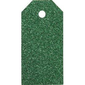 ViviGade Manillamærker 5x10cm, 15stk, glitter grøn