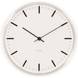 Arne Jacobsen Clocks City Hall vægur