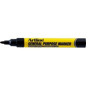 Artline General Purpose Marker, sort