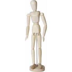 Modeldukke, 30 cm, kvinde