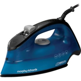 Morphy Richards Breeze dampstrygejern, blå