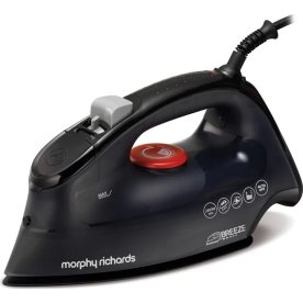 Morphy Richards Breeze autosluk strygejern, sort