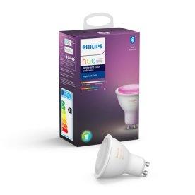 """Philips HUE GU10 """"atmosfærelys"""" spotpære"""