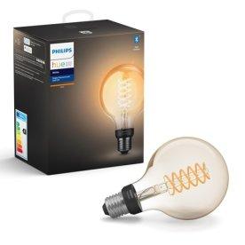 Philips HUE G93 E27 filament pære, bluetooth