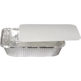 Låg til Alubakke 1/2 Gastronorm, aluminium/karton