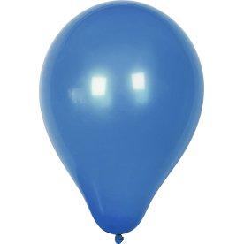 Balloner, mørkeblå, 10 stk