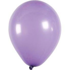 Balloner, lilla, 10 stk