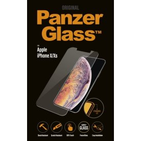 PanzerGlass PREMIUM iPhone X/Xs, sort (BULK)