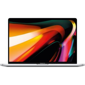 "Apple MacBook Pro 16"" (2019), 512GB, sølv"