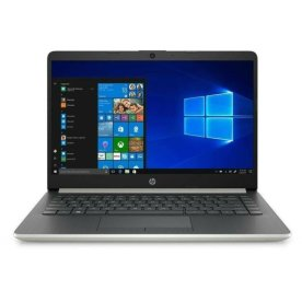"HP A4-9125 14"" FHD bærbar computer, sølv"