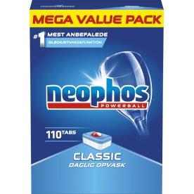 Neophos Powerball Classic Opvasketabs, 110 stk