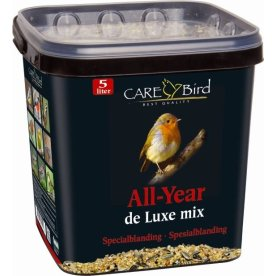 Care-Bird All-Year de Luxe mix, Spand 5L