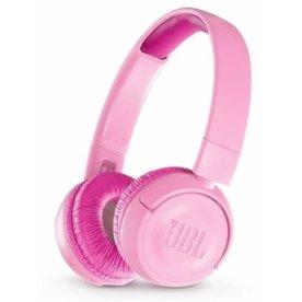 JBL JR300 on-ear høretelefoner, rosa