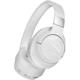 JBL Tune 750BTNC trådløse høretelefoner, hvid