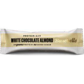 Barebells Protein Bar White Chocolate Almond, 55 g
