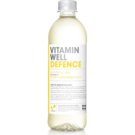 Vitamin Well Defence Citrus/Hydeblomst 0,5 L
