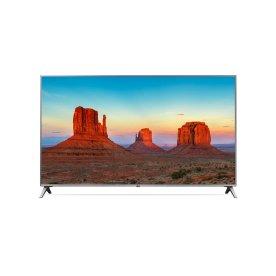 "LG 65UK6500PLA 65"" 4K Smart TV, sølvgrå"