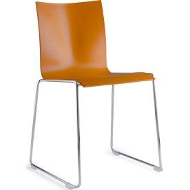 Chairik 101 stabelstol, Orange